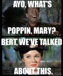 Mary Poppins Meme - mary poppins practically perfect in every way humor rated r