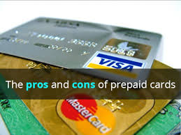 prepaid credit cards for prepaid debit cards the pros and cons the krazy coupon