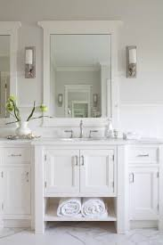 Marble Top Bathroom Cabinet Bathroom Vanity With Marble Top Traditional Bathroom Milton