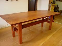 Asian Inspired Dining Room Furniture Asian Inspired Dining Tables Custommade Redwood Table With