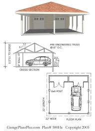 Attached Carport Plans 20 Stylish Diy Carport Plans That Will Protect Your Car From The