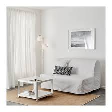 lycksele lövås sleeper sofa ebbarp black white ikea