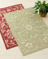 bacova accent rugs bacova rose accent rugs 30x50 bed in a bag bed bath macy s