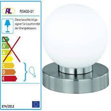Esszimmerlampe Dimmbar Touch Reality Trio Kugellampe Lampe Tischleuchte Touch Me Dimmer
