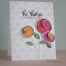 best 25 flower cards ideas on handmade cards cards
