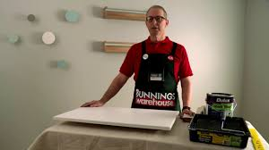Bunnings Kitchen Cabinet Doors How To Paint A Cabinet Door D I Y At Bunnings Youtube
