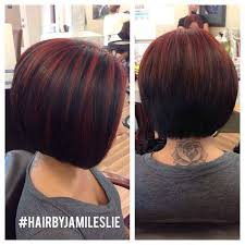 bob hair with high lights and lowlights https www facebook com stylisheve photos pcb 1134559336584646