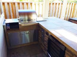 mak grill custom outdoor kitchen by sunset outdoor living llc