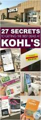 best deals kohls black friday 27 of the best secrets to shopping at kohls u0026 saving money