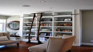 Library Ladders Billy Bookcases Built In Library Ladder With Shelves Inexpensive