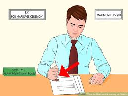 how to become a notary in florida 15 steps with pictures