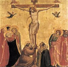 the crucifixion c 1320 c 1325 giotto wikiart org