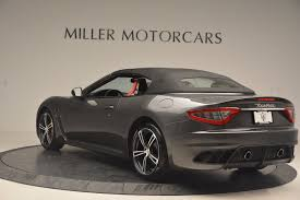 2015 Maserati Granturismo Mc Stock 7193 For Sale Near Westport