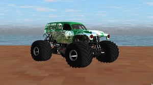 the first grave digger monster truck sim monsters