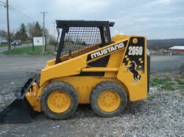 mustang bobcat mustang 2050 skid steer loader used for sale