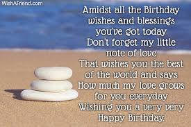 55th Birthday Quotes Birthday Wishes For Husband