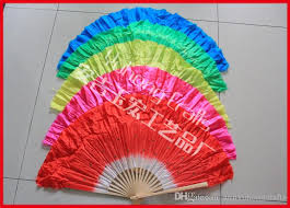 silk fans fans folk fan style belly silk