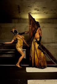 Silent Hill Nurse Halloween Costume Pyramid Head Silent Hill Silent Hill 2 Nurse