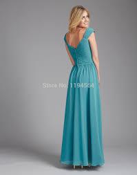 robe turquoise pour mariage turquoise mousseline de demoiselle d honneur robes pour mariage de