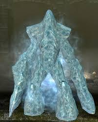frost atronach skyrim elder scrolls fandom powered wikia
