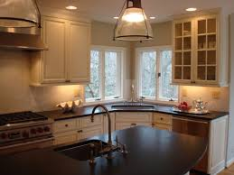 Kitchen Sinks And Cabinets by Only Then Over The Sink And Kitchen Sink Lighting Lights For Over