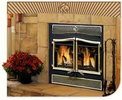 Wood Burning Fireplace Parts by Country Flame