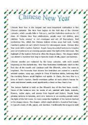 chinese new year elementary worksheets yahoo image search