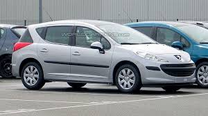 peugeot usa dealers spy photos more peugeot 207 sw