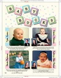 baby yearbook yearbook baby pics messages