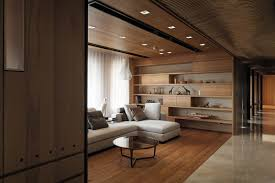 trendy home design ideas using a wooden material bring out a