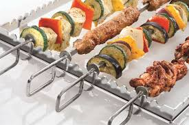 rational cuisine kebab accessory for the rational combi steamer for