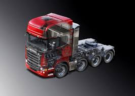 new scania heavy haulage tractors scania group