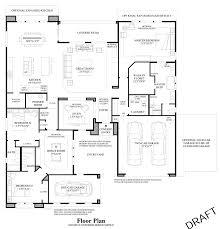 toll brothers at los saguaros the escada home design floor plan floor plan