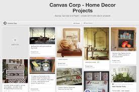 creative home decor canvas corp brands