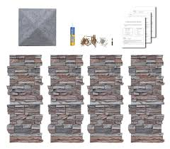 Basement Wrap by Faux Stone Column Wraps With Easy Install Kit Pole Wrap Post