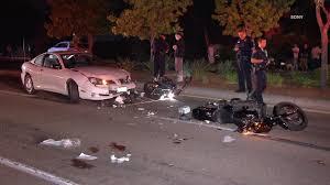motorcyclist hits 2 vehicles dies in crash near seaworld the
