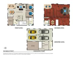 100 house plans by dimensions 8 plex plan by edesignsplans