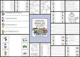 community workers unit the autism helper