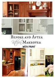Before And After Pictures Of Painted Kitchen Cabinets 104 Best Paint Rustic Paint Spray Paint And Paint Color Ideas
