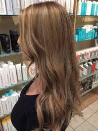 light to dark natural level 7 colored to a level 3 with ombré