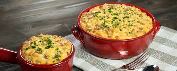 baked bean u0026 bacon mac u0026 cheese recipe bush u0027s beans