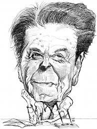 ronald reagan politico pinterest ronald reagan and caricatures