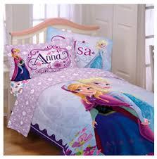 Frozen Bed Set Disney Frozen Comforter 30 Complete Bedding Set