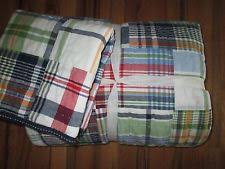 Pottery Barn Kids Twin Quilt Pottery Barn Madras Home U0026 Garden Ebay