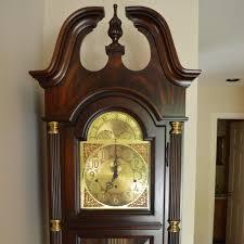 Ridgeway Grandfather Clock Ebay Howard Miller Grandfather Clock Quartz Trevisso Grandfather Clock
