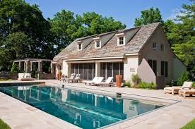 pool house plans decorating rustic swimming pool design ideas backyard pool house