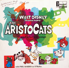 disney u0027s u201cthe aristocats u201d records