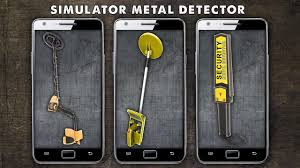 simulator metal detector android apps on google play