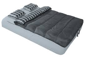 Air Mattress Sofa Bed by Amazon Com Adventure Trails Queen Size 6 Piece Bed In A Bag Set