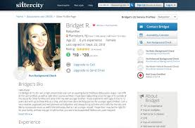 crafting an awesome sittercity profile sittercity com